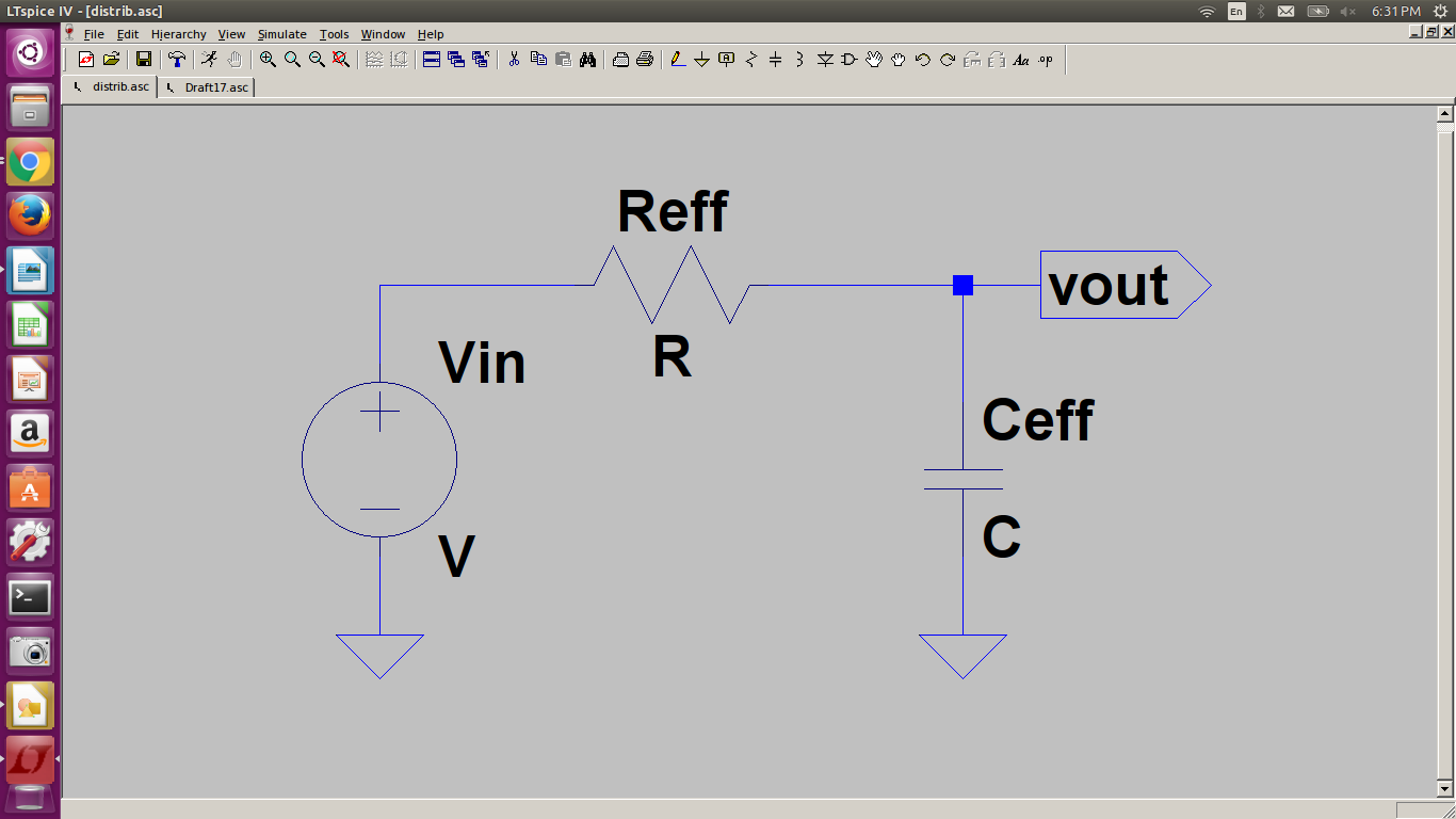 Wire Modelling Cross Talk Double Switching Physical Design Sta Wiring A Switch Diagram In The Lumped Rc Model Resistance And Capacitance Of Each Segment Is Into Single Effective R C Respectively
